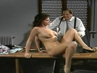 British Secretary Sucks At The Boss And Asks For Promotion Any Porn