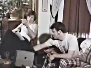 Twins In Retro Gay Scene