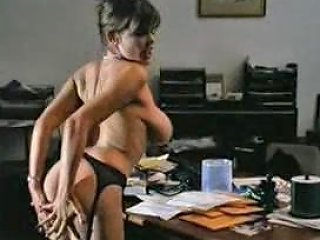 Classic Breasty Mother I'd Like To Fuck Office Fuck In Nylons Upornia Com