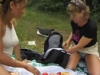 Vintage Porn Movie From France With Hot Public Sex