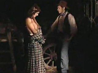 Brunette Sorts The Cowboy Out Free Brunette Mobile Porn Video