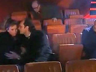 Big Orgy In Movie Theater Tubepornclassic Com