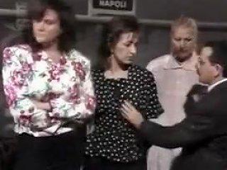 A Vintage Retro Oily Foursome Fffm Euro Italian Tubepornclassic Com