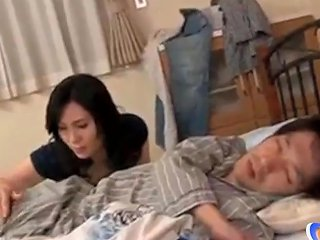 Japanese Milf Teasing Him With Her Sexy Body Free Porn E7