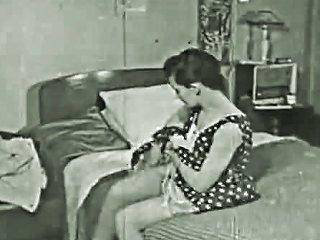 Vintage Erotica 1950s Voyeur Fuck Peeping Tom